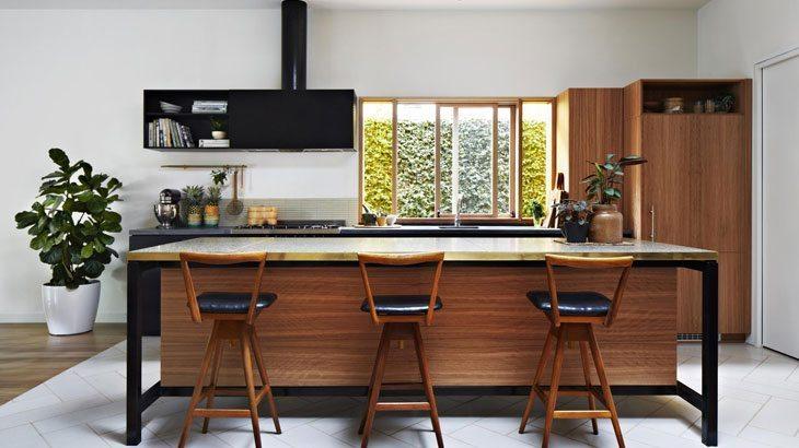 Cocinas modernas de Doherty