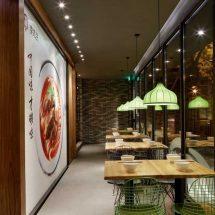 Decoración de bares: Mr Lee Noodle