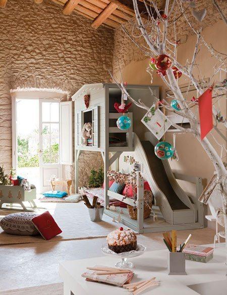 Decoraci n navide a infantil for Decoracion navidena infantil