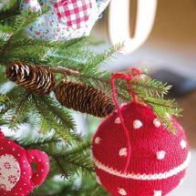 Decoración navideña infantil