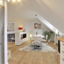 Interiorismo: departamento escandinavo