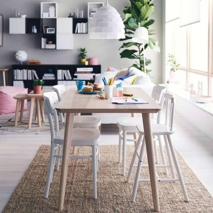 Decoraci n del comedor por ikea - Ikea planificador comedor ...