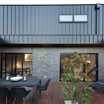 Casa moderna en Melbournemoderna en Merbourne