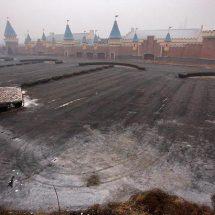 Parque de diversiones abandonado en China