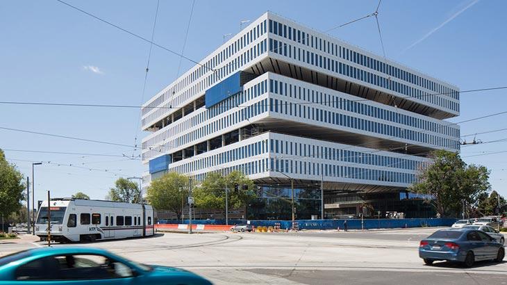 Oficinas de Samsung en California