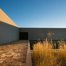 Se vende el rancho de Tom Ford creado por Tadao Ando