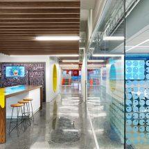 Oficinas de Nickelodeon en Nueva York