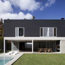 Casa moderna y minimalista en Pilar