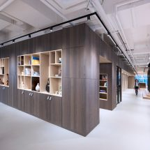 Oficinas de Warner Music en Hong Kong