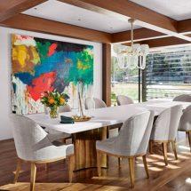 Casa familiar moderna en Lake Austin