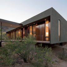Increíble casa contemporánea de Ibarra Rosano
