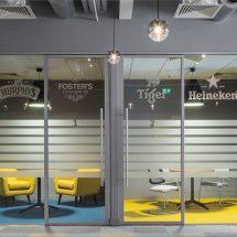 Oficinas de Heineken en Dublin por MDO Architects