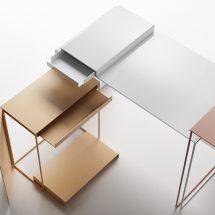 Giuseppe Burgio presenta un escritorio moderno de oficina