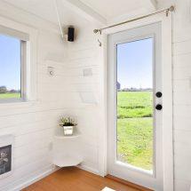 Casa rodante pequeña de Mint Tiny House Company