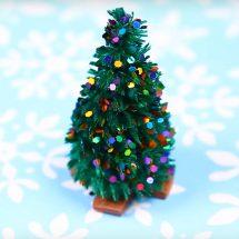 Cómo hacer adornos de Navidad paso a paso