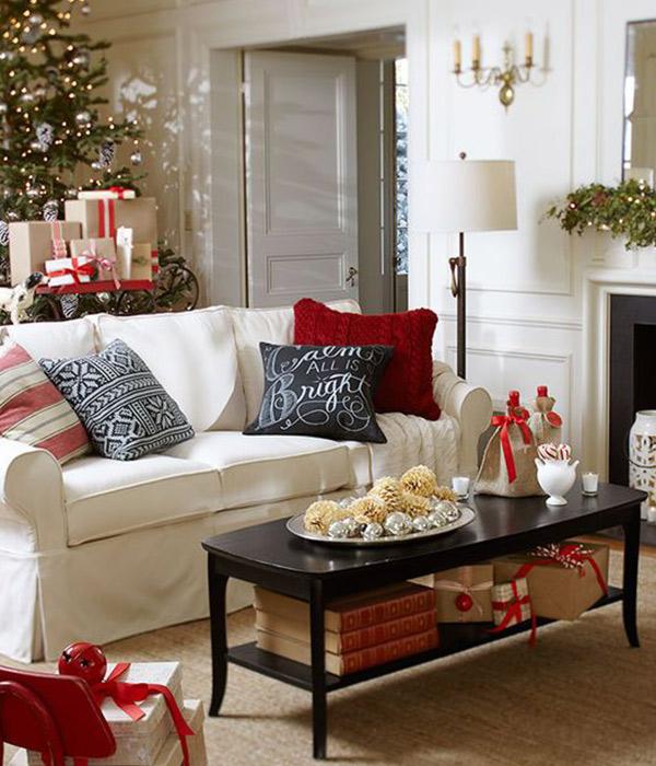 Ideas de decoraci n navide a 2016 for Ideas de decoracion navidena