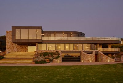 Casa de playa por FMD Architects