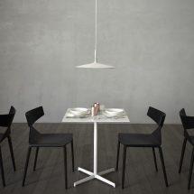 Lámpara colgante LED Aplomb