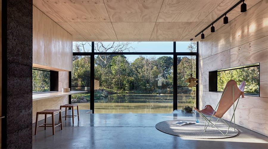Vivienda aislada con vista paradisíaca en Australia