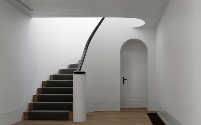Renovación de una casa con resultado moderno
