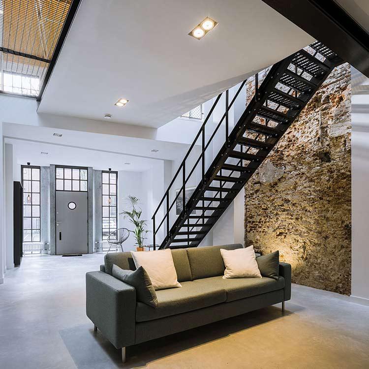 Loft moderno Sixty-Four